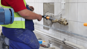 How Destructive A Leaking Pipe Can Be In Your Home